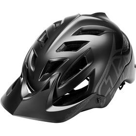 Troy Lee Designs A1 MIPS Helm Jugend schwarz